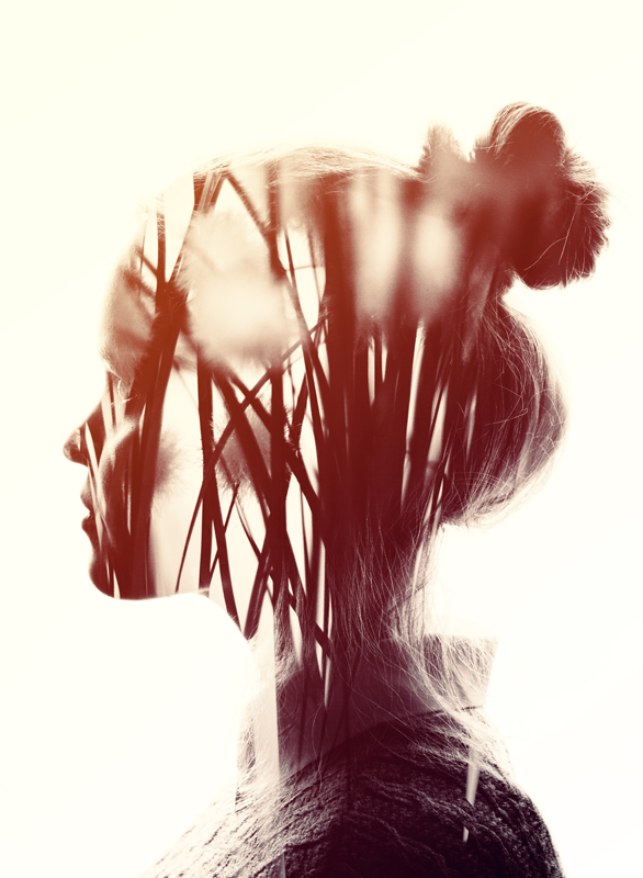"Ness Rubey - ""Double exposure"""